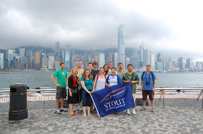 Stout in Hong Kong